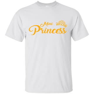 Mini Princess - Family Tshirt