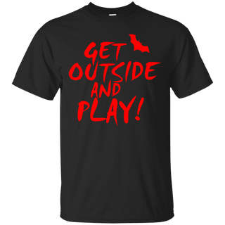Get outside and play - halloween costume