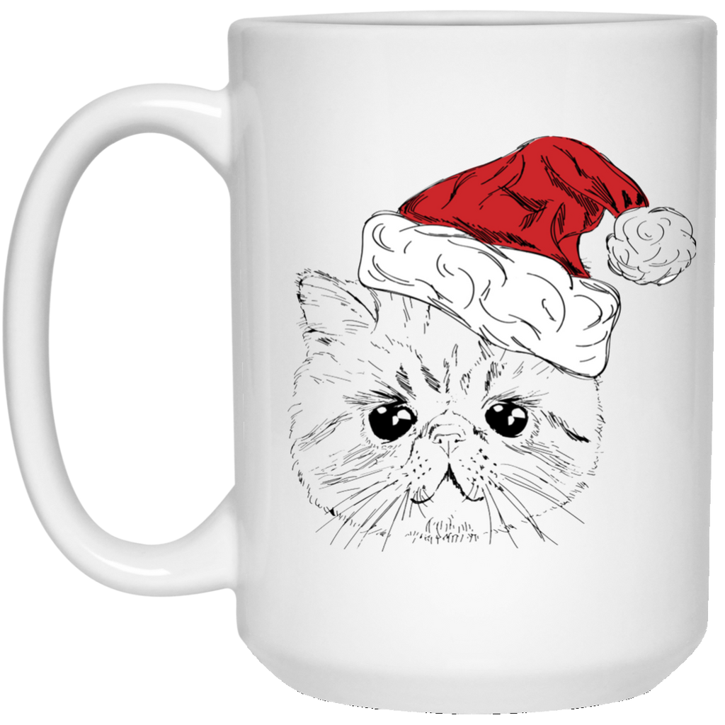 Cute Cat - Christmas Mug Gift