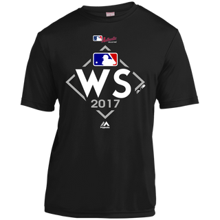 Men's Los Angeles Dodgers Majestic Royal 2017 T-Shirt