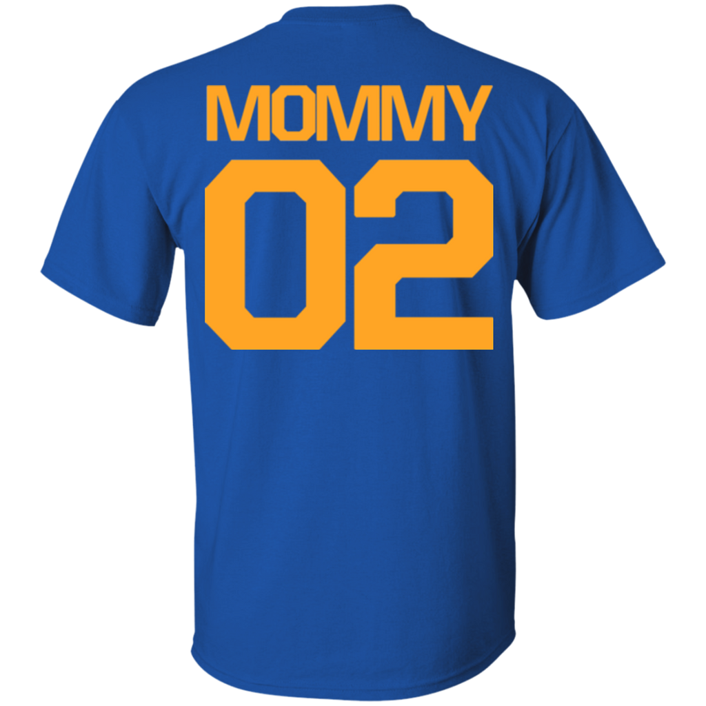 02 Mommy - Family Tshirts