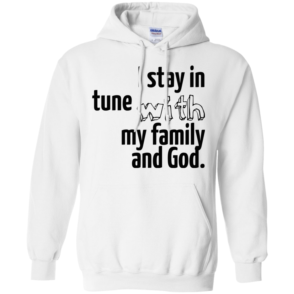 My Family And God - Family Tshirt, Hoodies