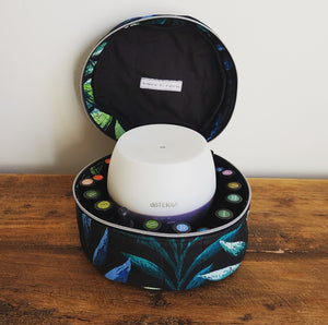 Palm Essential Oil Travel Diffuser And Oil Case