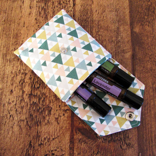 Multi-Geo Essential Oil Roller Case - LIMITED EDITION