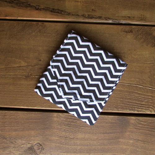 Navy Chevron Essential Oil Roller Case - LIMITED EDITION