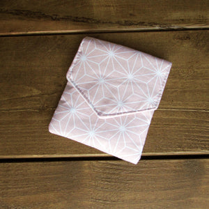 Pink Geometric Essential Oil Roller Case - LIMITED EDITION