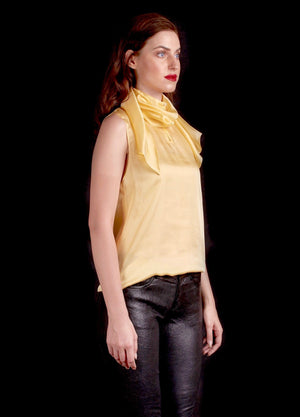 The Lalique Shirt In Yellow