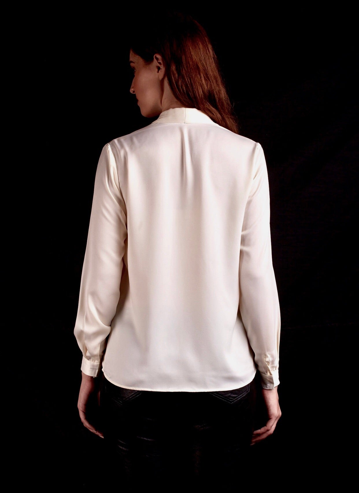 The Stockholm Shirt  In Cream