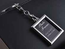 Photo frame mettalic  Keychain