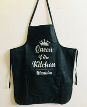 Personalised Waterproof Apron for mom