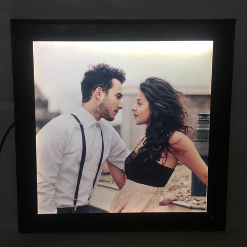 Photo Frame with LED lights