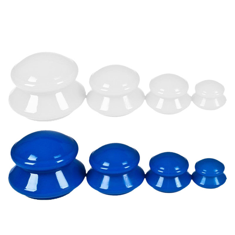 Moisture Absorber - Anti Cellulite Vacuum Cupping Cup x 4