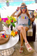 Colorful Vacay Letters Cotton T shirt