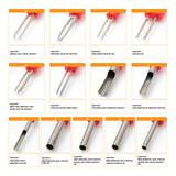 terminal removal tip assortment layout