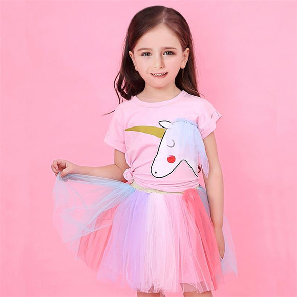 Princess unicorn dress