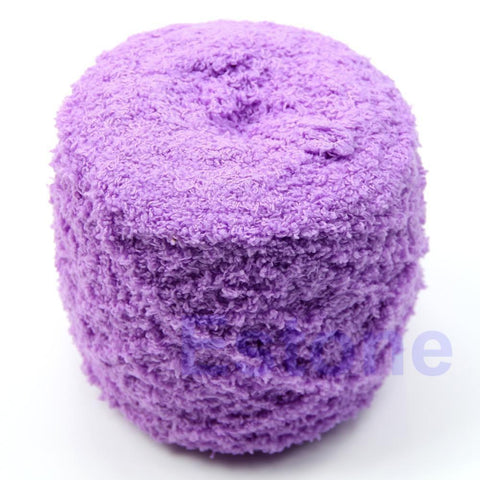 Coral Fleece Baby Warm Yarn