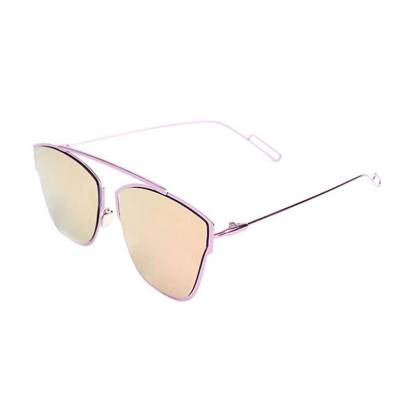 Venus Sunglasses - Pink Frame with Pink Lens