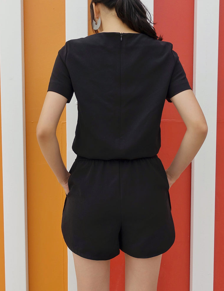 Muse Daily Romper - Muse Studios