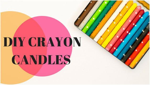 Bring Your Childhood Memories Back with a Twist: DIY Crayon Candles-Lighthaus Candle