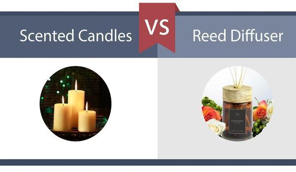 Lighthaus : Scented Candles VS Reed Diffusers – What's Your Pick?-Lighthaus Candle