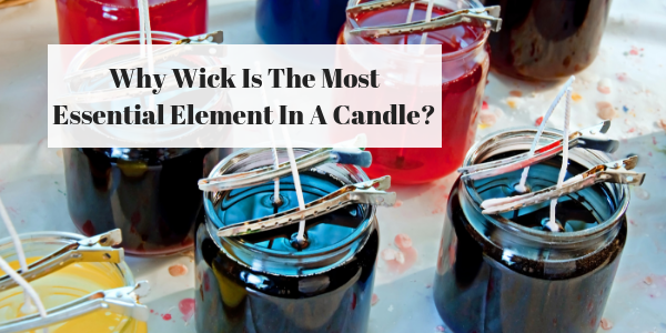 Lighthaus : Why Wick Is The Most Essential Element In A Candle?-Lighthaus Candle