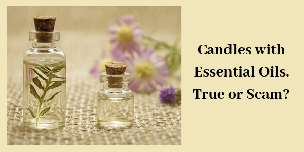LIGHTHAUS : Candles with Essential Oils. True or Scam?