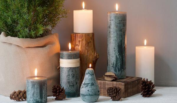 Lighthaus : Level Up Your Décor Game by Giving a DIY Twist to Pillar Candles-Lighthaus Candle