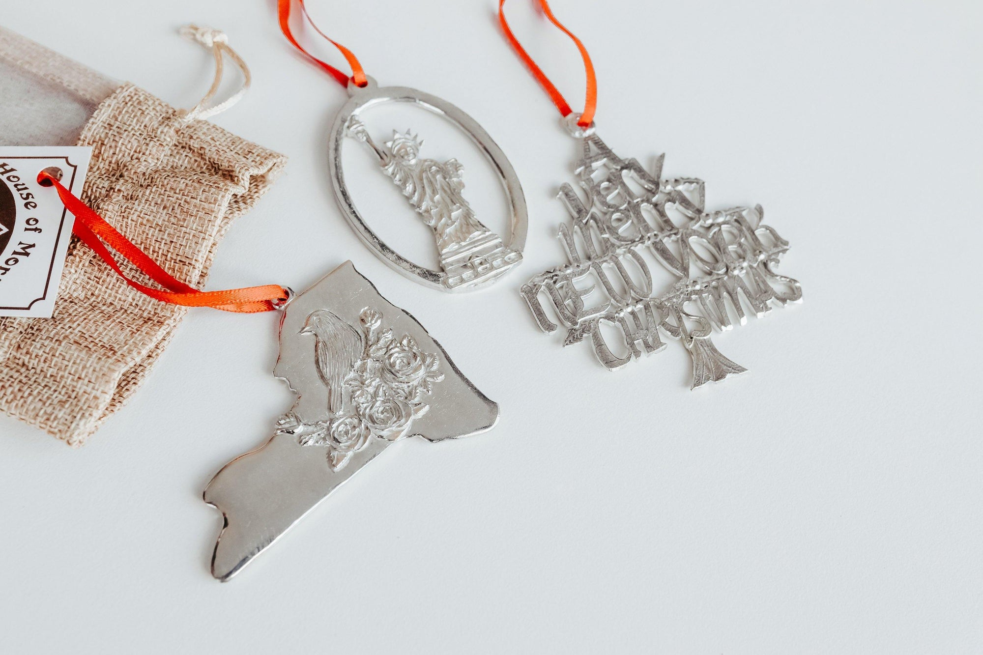 Top Selling New York Christmas Ornaments