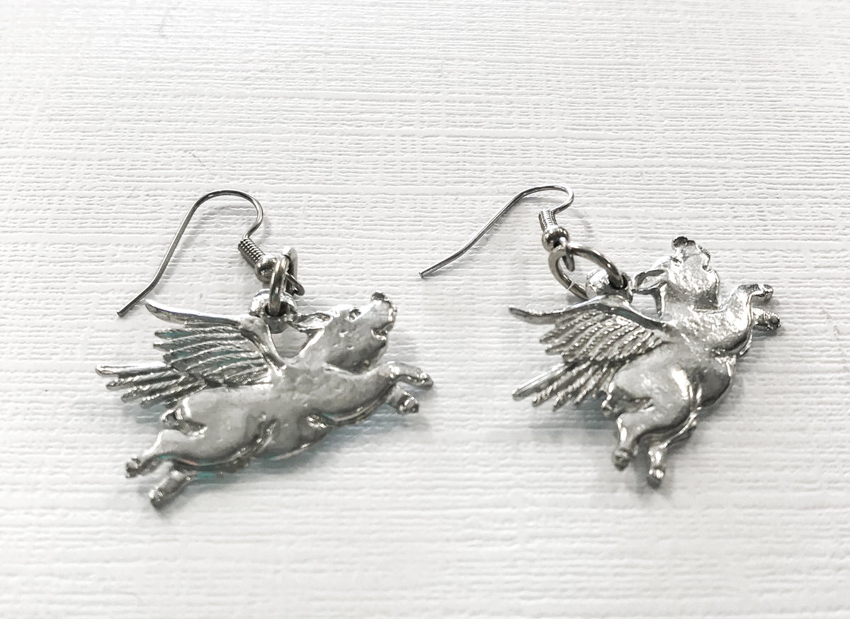 Pigs with Wings Jewelry