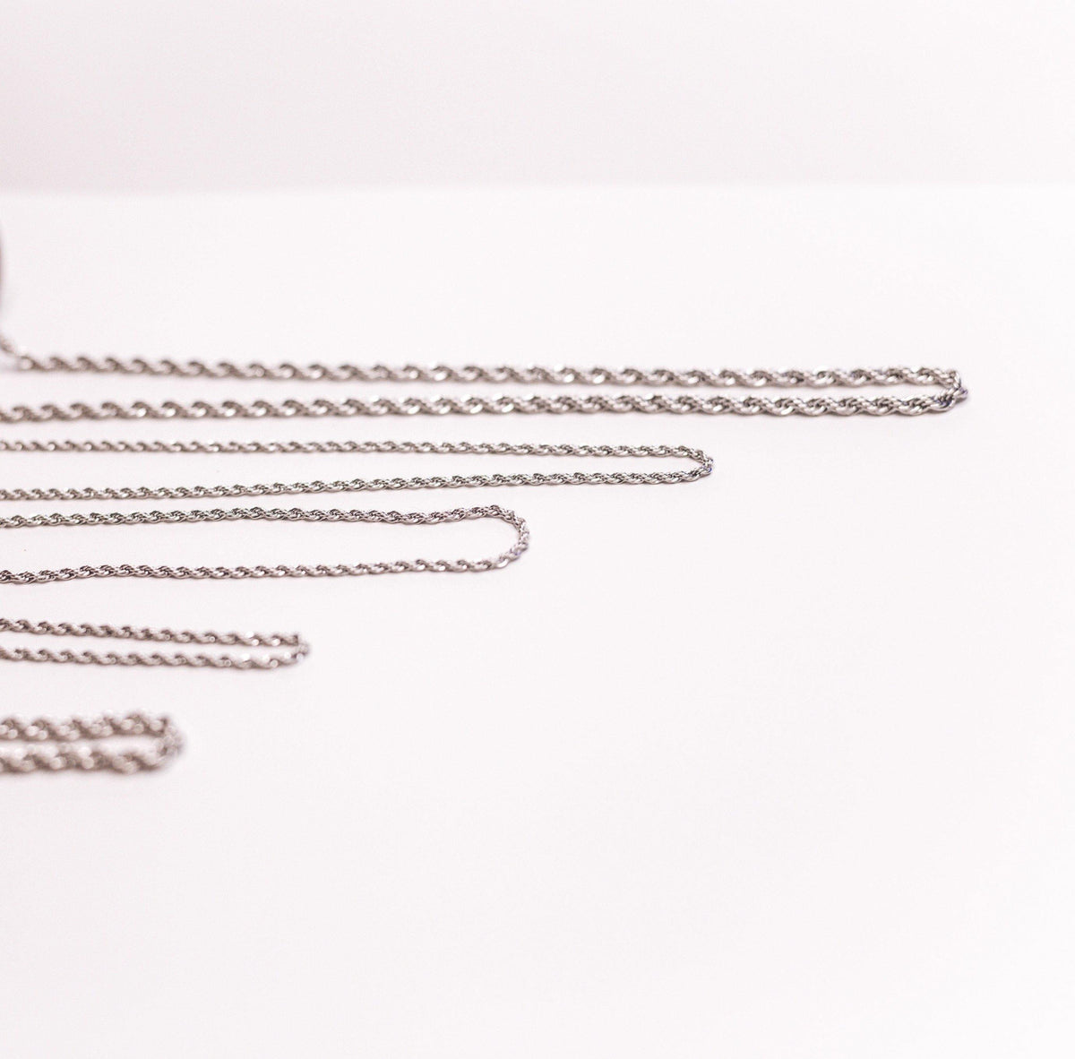 top selling stainless steel necklaces