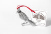 USA Handcrafted Cardinal Bird Holiday Keepsake Christmas Ornament Pewter Memorial Gift