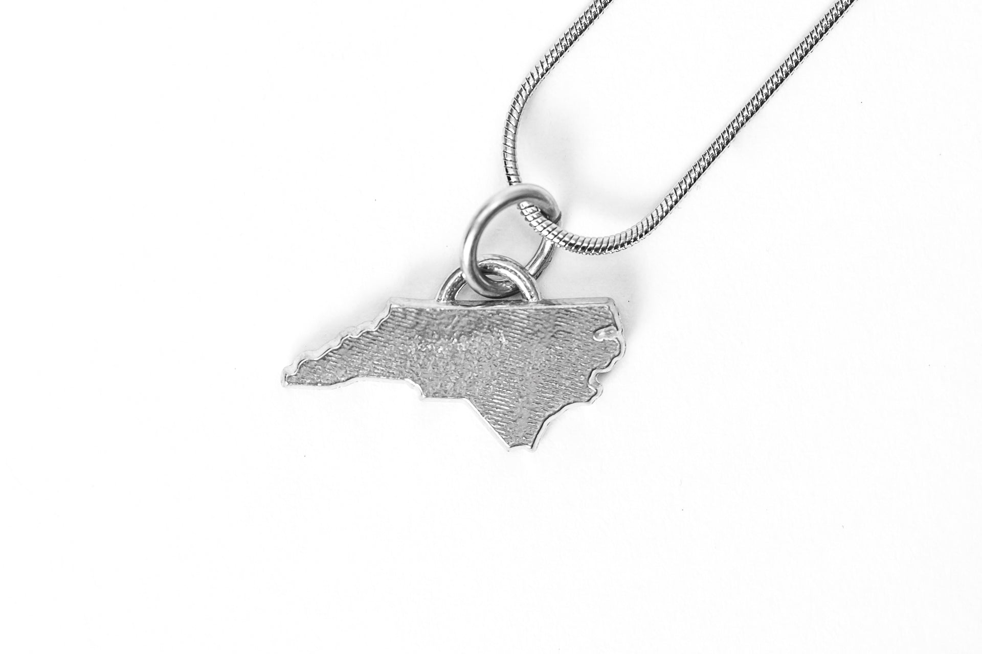 handmade nc pendant adjustable necklace