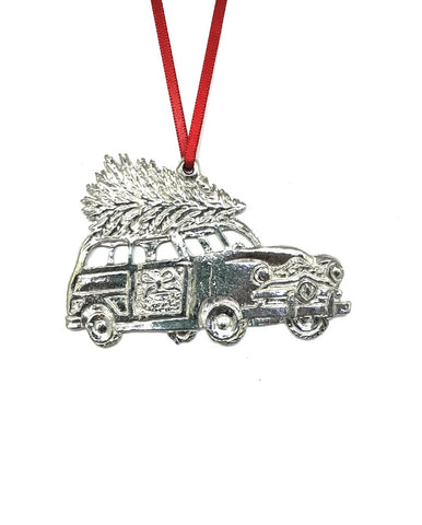 Handcrafted Pewter Ornaments | House of Morgan Pewter