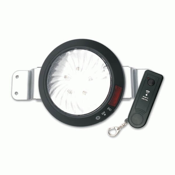 Lampara camping crossnar 5 led portable redonda
