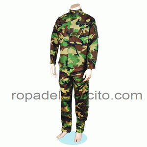 Traje airsoft ripstop