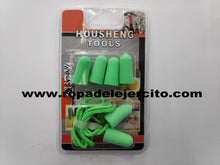 Tapon oidos housheng pack 3 unidades multicolor