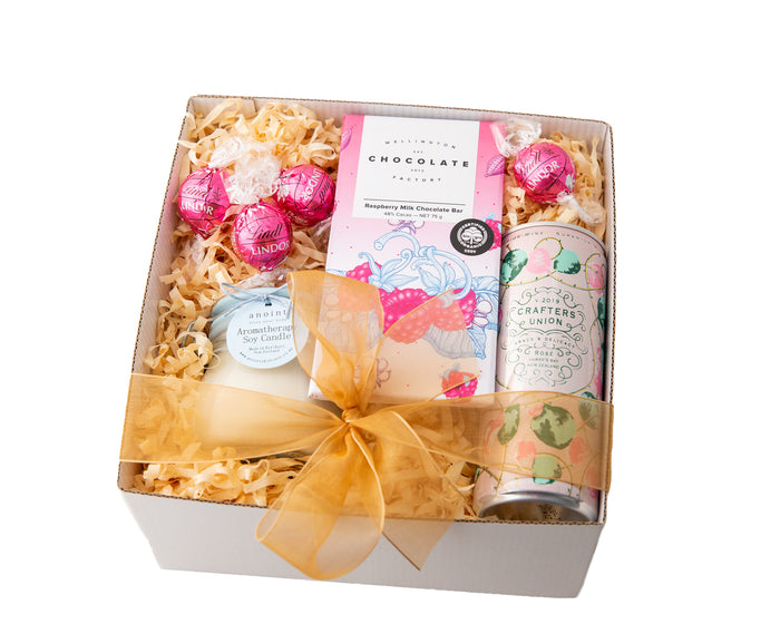 A Touch of Pink Gift Box