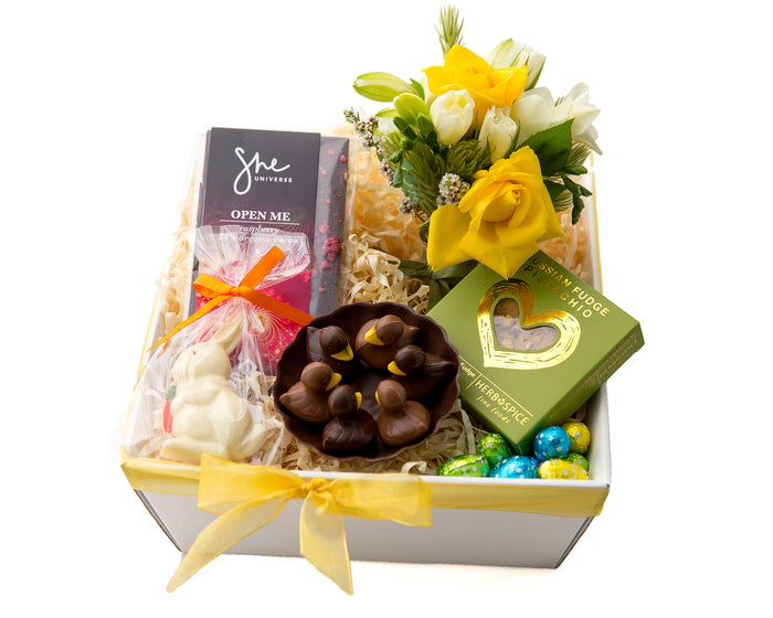 Chocolate Easter Gift hamper 2021 for family  in Christchurch