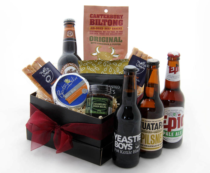 Award winning Craft beer gift box that's made in New Zealand