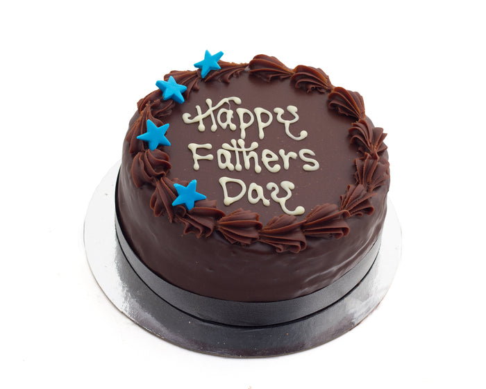 Father's Day Chocolate Cake