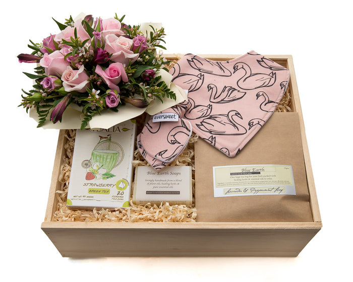 A baby gift suitable for your daughter, sister, best friend or a work colleague.