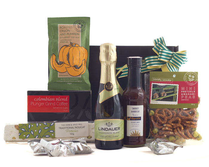 Gourmet Delights Gift Box