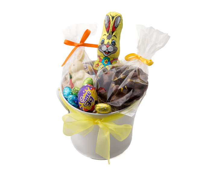 Chocolate Easter gifts - Easter Rabbits, Easter eggs