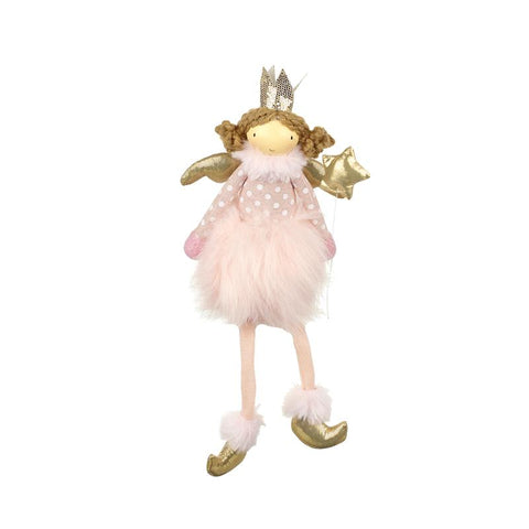 HANGING ANGEL/PRINCESS IN FLUFFY SKIRT