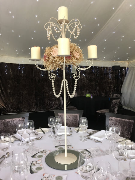 Candleabra Hire