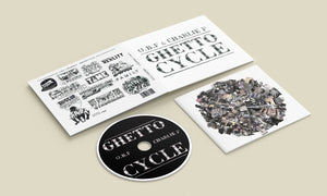 O.B.F. X Charlie P ‎– Ghetto Cycle [CD]