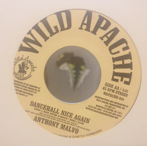 Major Damage / Anthony Malvo ‎– Na Fi Dis No Juvenile / Dancehall Nice Again