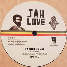 Ras Teo ‎– In my vision / Father House