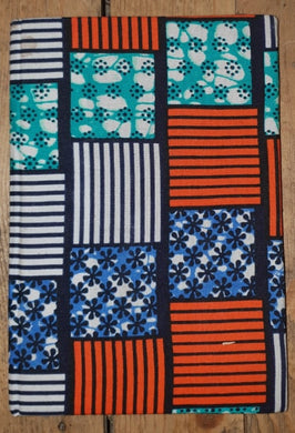 Carnet style Afrcain / Book in African style