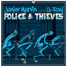 Junior Murvin, U-Roy ‎– Police & Thieves